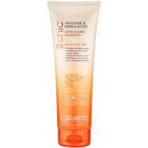 Giovanni 2chic Papaya & Tangerine Butter Ultra-Volume Shampoo 250ml