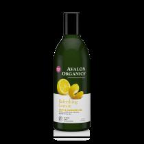 Avalon Organics LEMON Bath & Shower Gel 350ml