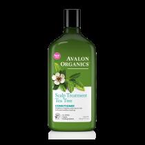 Avalon Organics TEA TREE Scalp Treatment Conditioner 325ml