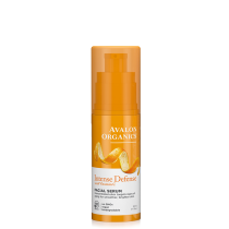 Avalon Organics Intense Defense with Vitamin C Facial Serum 30ml
