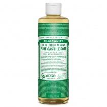 Dr.Bronner's Castille Almond Organic Liquid Soap 472ml
