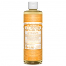 Dr.Bronner's Castille Citrus Organic Liquid Soap 472ml