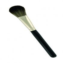 Forsters Medium Blusher Brush wooden handle with toray fibres