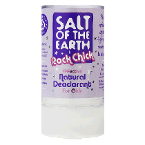 Salt of the Earth Rock Chick Deodorant for Girls 90g