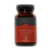 Terra Nova Vitamin C 250mg Complex 100 caps