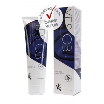 YES OB Natural Plant-oil Based Organic Personal Lubricant 140ml